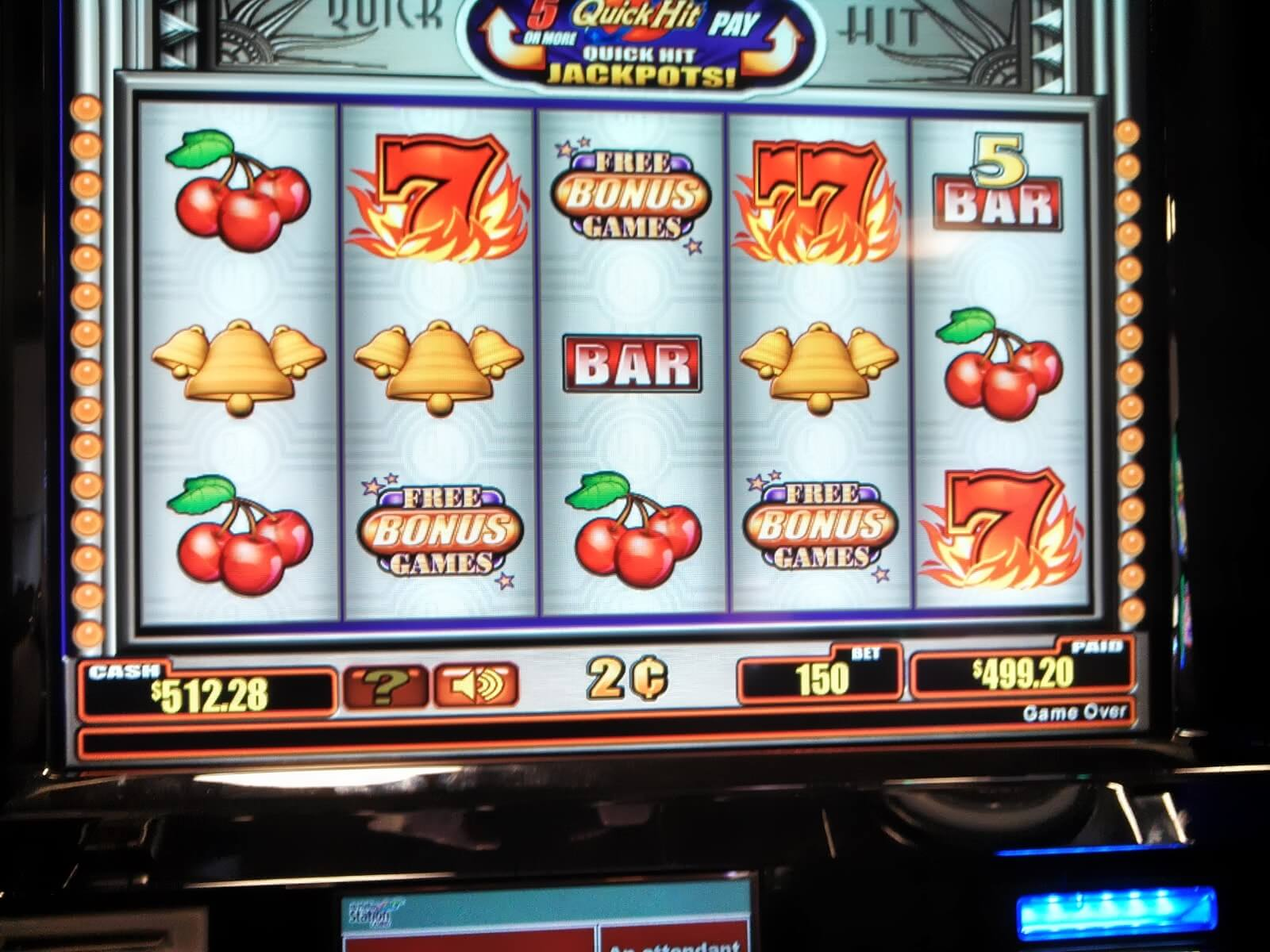 Play penny slots and win